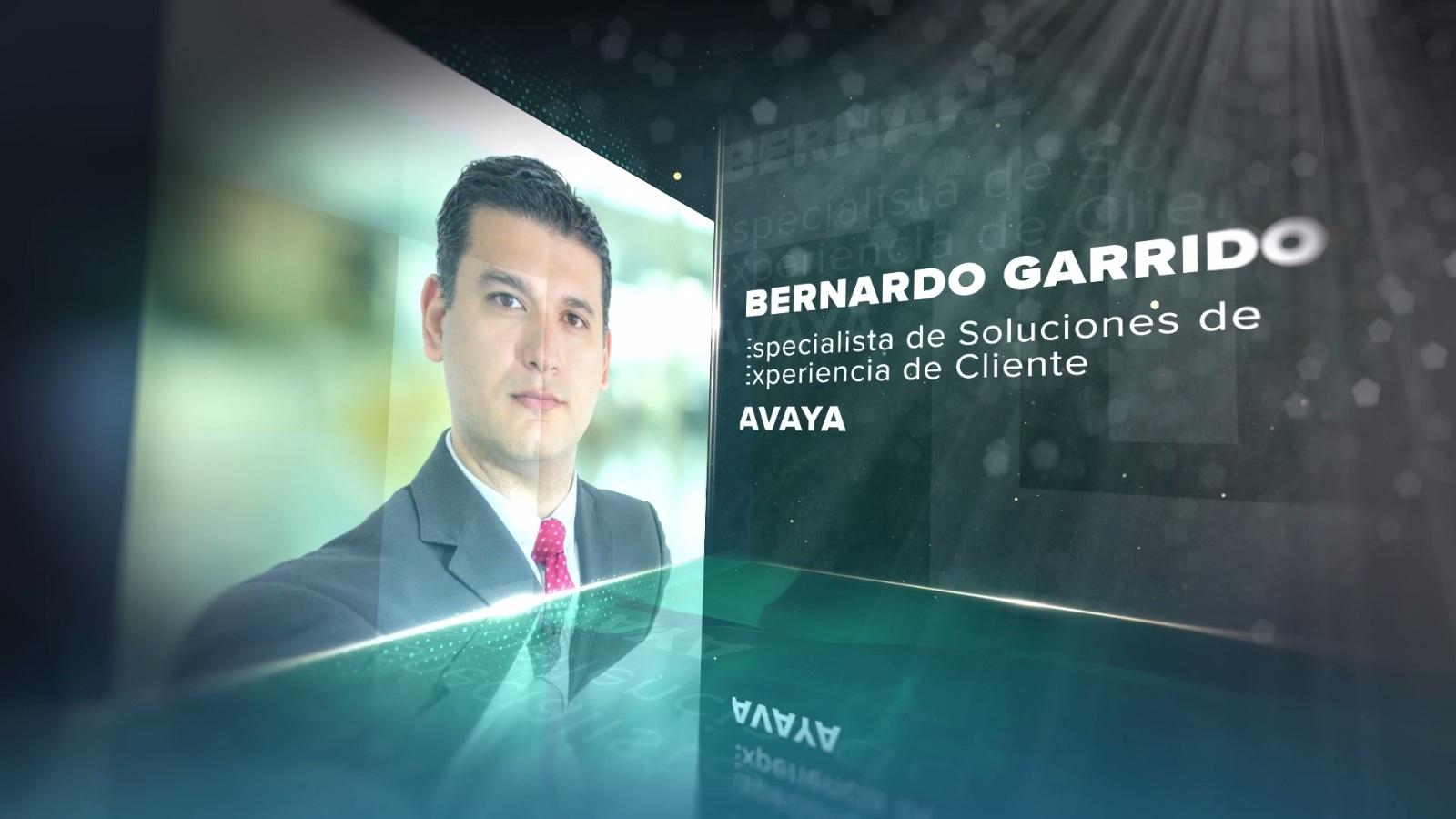 EVENTO 4.1 - Momentos de la verdad en el sector salud - BERNARDO GARRIDO - AVAYA