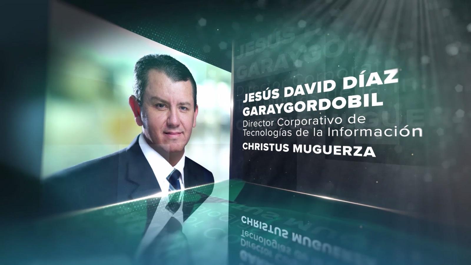 EVENTO 4.2 - Disciplina en la Transformación Disruptiva ¿es posible? - JESÚS DAVID DÍAZ GARAYGORDOBIL - CHRISTUS MUGUERZA