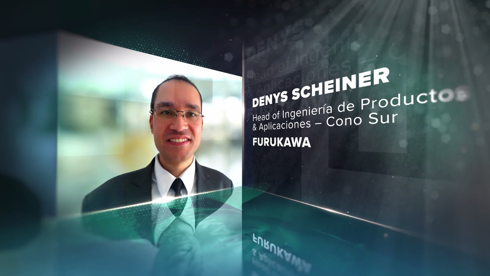 EVENTO 4.5 - Hospitales Inteligentes Tecnología que salva vidas - DENYS SCHEINER - FURUKAWA