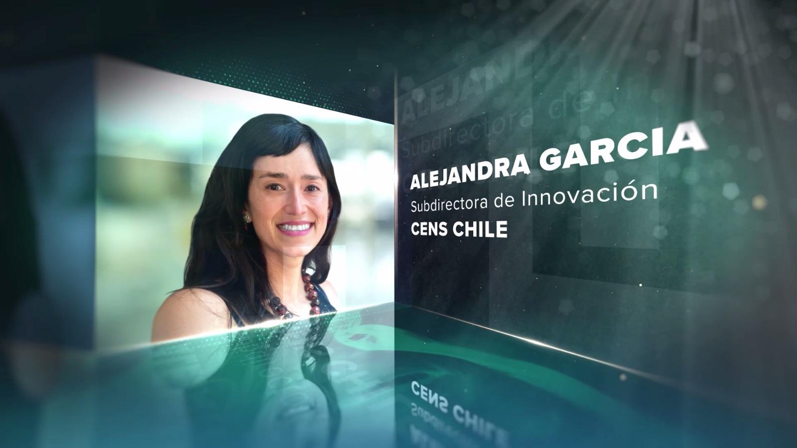 EVENTO 4.6 - Co-creación público, privada y academia para acelerar la transformación en instituciones de salud - ALEJANDRA GARCIA - CENS