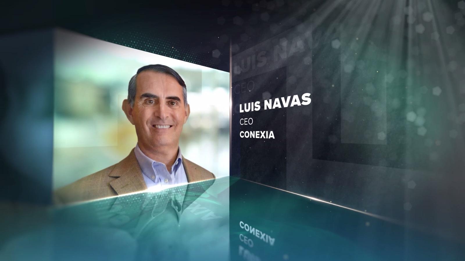 EVENTO 4.7 - Transformación Digital en las Organizaciones de Salud - LUIS NAVAS - CONEXIA