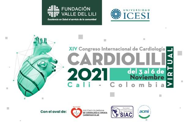 Se acerca Cardiolili 2021, un evento académico de Cardiología internacional para toda la comunidad médica