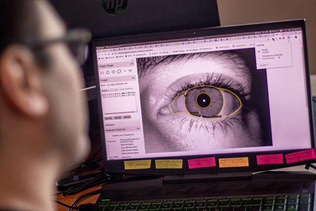 Centro de I+D de TOC Biometrics lanza desarrollo de Biometría del Iris