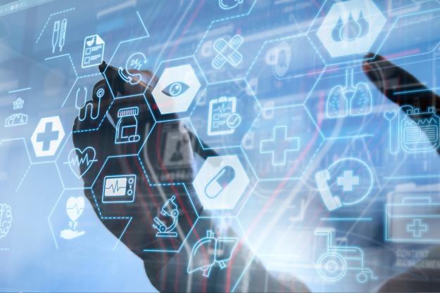Los datos y la atención médica por medio de la visualización o colaboración