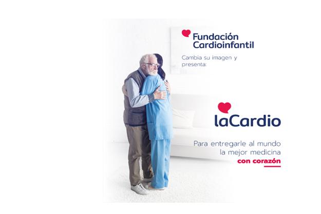 La Fundación Cardioinfantil renueva su imagen y presenta LaCardio