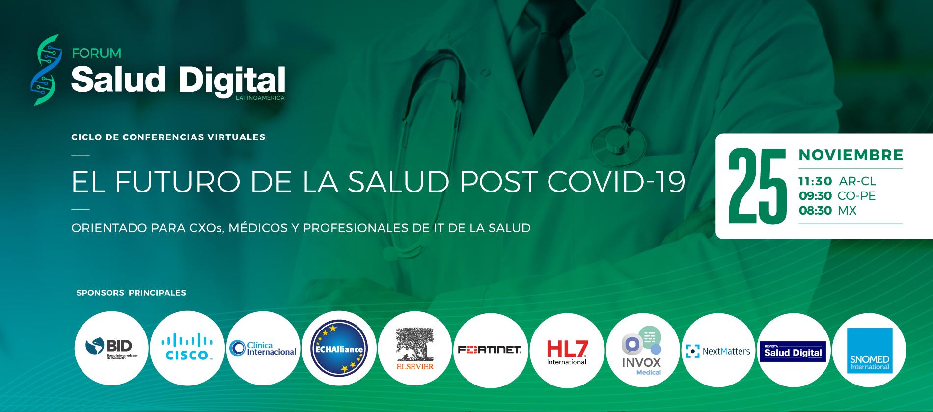 El futuro de la Salud Post COVID-19